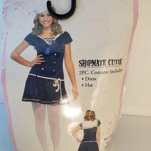 Shipmate Cutie 2 pc COSTUME